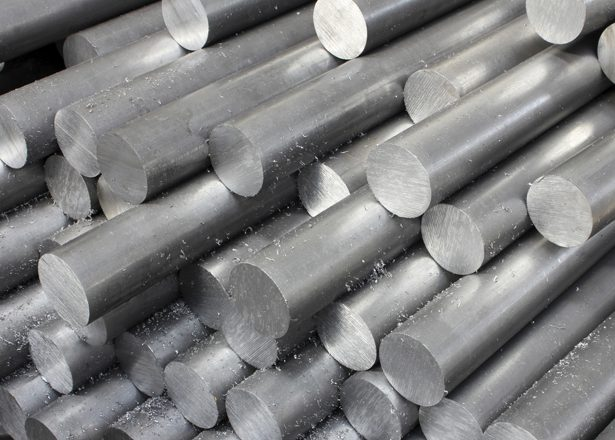 what is extruded aluminum